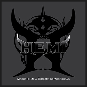 MotörHEMI Album Cover