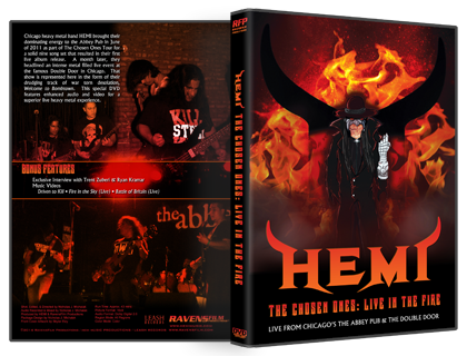 HEMI The Chosen Ones DVD